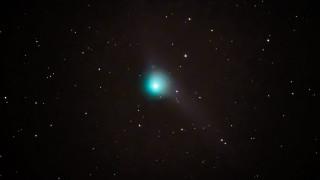 Giacobini-Zinner: Ορατός από τη Γη ο πράσινος κομήτης για έναν μήνα