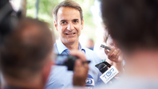 ΔΕΘ 2018: Αέρα κυβερνησιμότητας θέλει να βγάλει ο Κ. Μητσοτάκης