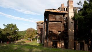 Κίνδυνος κατάρρευσης για το ιστορικό ορφανοτροφείο στην Πρίγκηπο