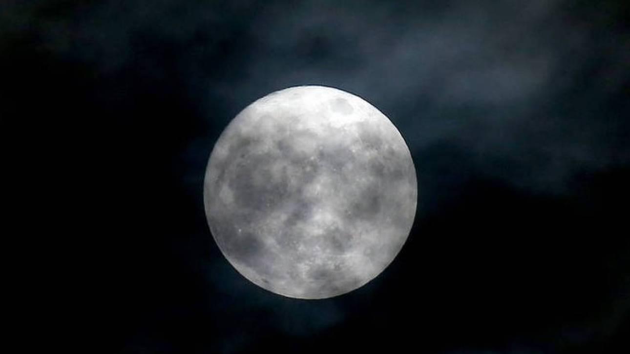 Αστεροσκοπείο Αθηνών: Εντυπωσιακό gif από πρόσκρουση μετεωρίτη στη Σελήνη