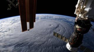 Βίντεο από τη μικρορωγμή στον Διεθνή Διαστημικό Σταθμό