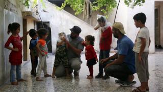 Περισσότεροι από 30.000 άνθρωποι εκτοπισμένοι μετά τους βομβαρδισμούς στην Ιντλίμπ