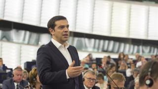 H μεταμνημονιακή Ελλάδα και το μέλλον της Ευρώπης στην παρέμβαση Τσίπρα