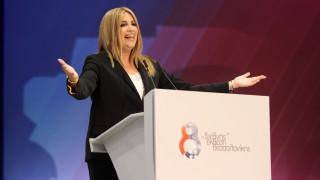 Γεννηματά στη ΔΕΘ: Προοδευτική αλλαγή με σαφή στρατηγική και νέους εθνικούς στόχους