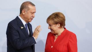 Το Κυπριακό θα θέσει η Μέρκελ στον Ερντογάν