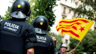 Μεγάλη πορεία για την απελευθέρωση των πολιτικών κρατουμένων στην Καταλονία