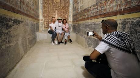 Αίγυπτος: Φαραωνικός τάφος 4.000 ετών παραδίδεται στο κοινό