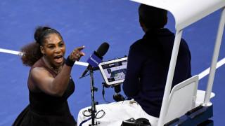 US Open: Σάλος για το σκίτσο με σεξιστικά-ρατσιστικά υπονοούμενα για την Σερένα Γουίλιαμς