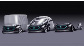 Αυτοκίνητο: To Mercedes Vision Urbanetic θα καλύπτει τις μεταφορικές ανάγκες ανθρώπων και αγαθών