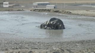 Αζερμπαϊτζάν: Η παγκόσμια «πρωτεύουσα» ηφαιστείων λάσπης