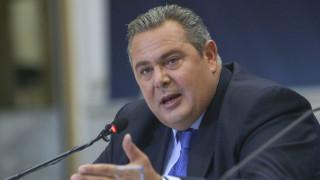 Καμμένος: Δημοψήφισμα, εκλογές ή μετάθεση της ψηφοφορίας για το ονοματολογικό της πΓΔΜ