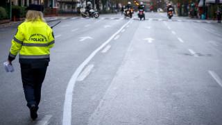 Οι κυκλοφοριακές ρυθμίσεις που ισχύουν στη Λεωφόρο Ποσειδώνος
