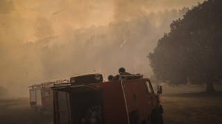 Υψηλός κίνδυνος πυρκαγιάς σε Χίο, Σάμο, Ικαρία την Τετάρτη