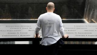 11η Σεπτεμβρίου: Οι Νεοϋορκέζοι τιμούν τη μνήμη των θυμάτων στο μνημείο των Δίδυμων Πύργων