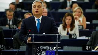 Ανεβάζει τους τόνους ο Όρμπαν και μιλά για ευρωπαϊκό «εκβιασμό»