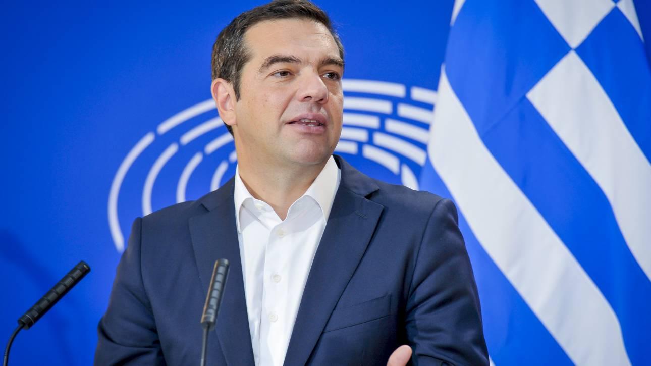 Τσίπρας: Αν πετύχουμε τους στόχους, θα αποφύγουμε την περικοπή των συντάξεων