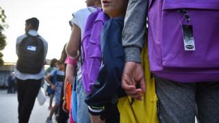 Πρώτη μέρα στο σχολείο: Πρεμιέρα και για τα προσφυγόπουλα
