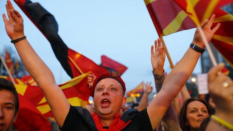 πΓΔΜ: Η αντιπολίτευση καλεί τους υποστηρικτές της να πράξουν κατά συνείδηση στο δημοψήφισμα