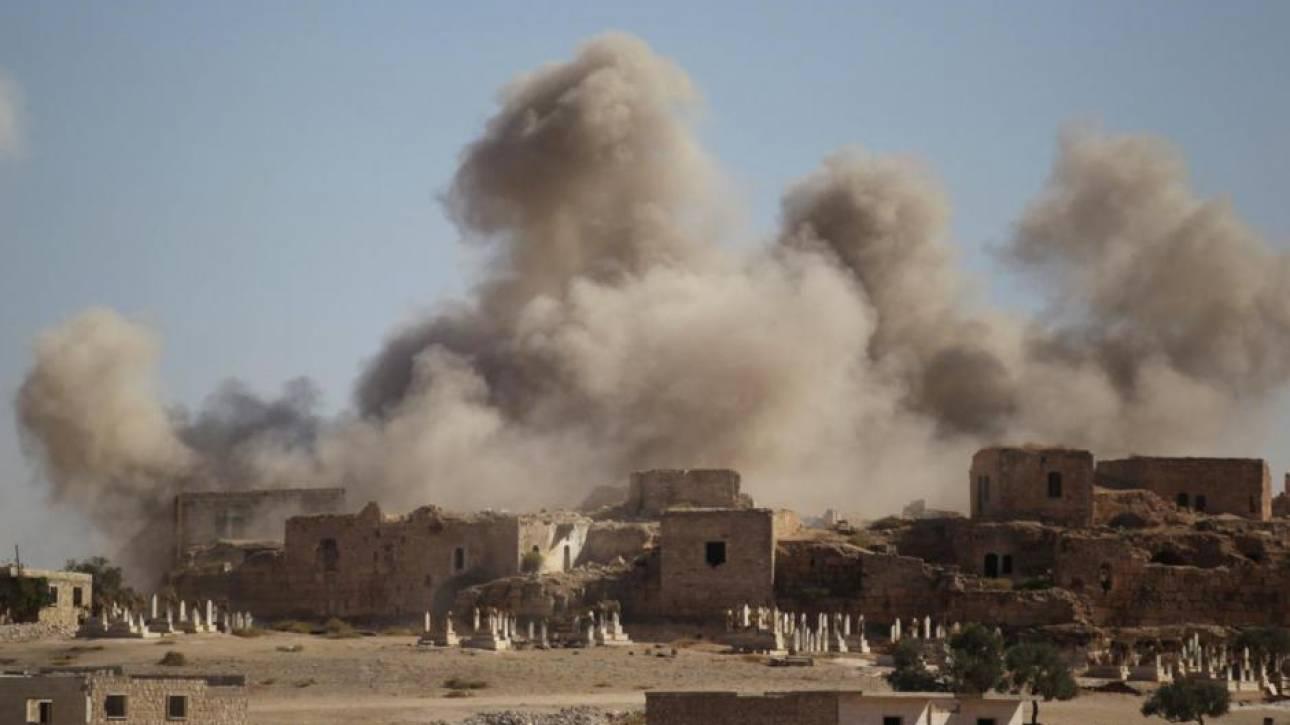 Συρία: Ξεκίνησε η τελευταία φάση της στρατιωτικής επιχείρησης εναντίον του ΙSIS