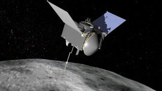 OSIRIS-REx: Το σκάφος της NASA που μελετά τον αστεροειδή Μπενού