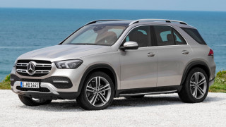 H νέα Mercedes GLE έχει αλλάξει σε όλους τους τομείς και έγινε και ήπια υβριδική