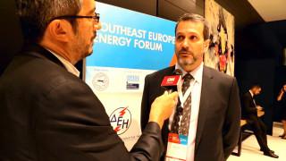 Δημήτρης Τζώρτζης: Θέλουμε να διαφοροποιήσουμε τις πηγές προμήθειας φυσικού αερίου