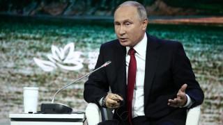 Πούτιν: Απλοί πολίτες οι άνδρες που κατηγορούνται για την επίθεση στους Σκριπάλ