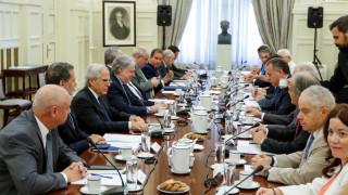 Γιατί αποχώρησε η ΝΔ από τη συνεδρίαση του Εθνικού Συμβουλίου Εξωτερικής Πολιτικής