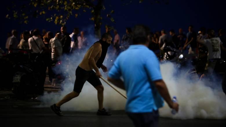 ΔΕΘ 2018: Εισαγγελική παρέμβαση για τις καταγγελίες περί οπλισμένου διαδηλωτή