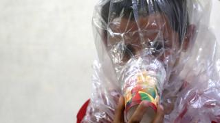 OHE: Συριακές κυβερνητικές δυνάμεις έριξαν χλώριο στην Ιντλίμπ