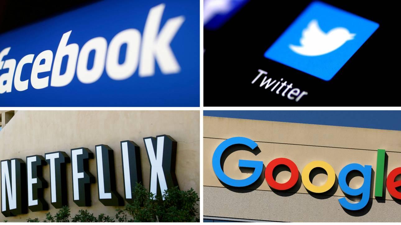 Facebook, Google και YouTube υποχρεώνονται να καταβάλλουν πνευματικά δικαιώματα