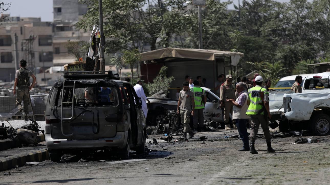 Συνελήφθη Τούρκος στη Συρία που φέρεται ότι οργάνωσε βομβιστική επίθεση το 2013