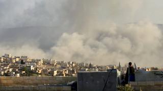 Η Τουρκία ενισχύει τις προμήθειες όπλων προς τους Σύρους αντάρτες
