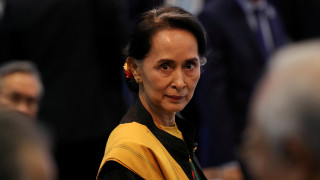 Αούνγκ Σαν Σου Κι: Η κρίση των Ροχίνγκια θα μπορούσε να έχει αντιμετωπιστεί καλύτερα