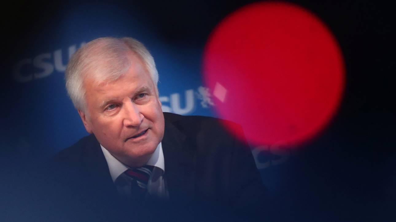 Βερολίνο και Ρώμη συμφώνησαν για το μεταναστευτικό, λέει ο Ζεεχόφερ