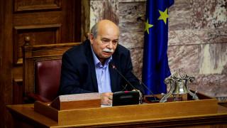 Νίκος Βούτσης: Προς Φεβρουάριο ή Μάρτιο η κύρωση της συμφωνίας των Πρεσπών από τη Βουλή