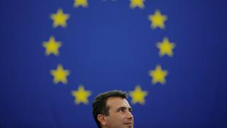 Ζάεφ στο ευρωκοινοβούλιο: Η πίστη μας στην Ευρώπη το κίνητρο της ιστορικής συμφωνίας με την Ελλάδα