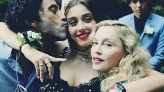 Λούρδη: αντισυμβατικό, βιώσιμο & προκλητικό το ντεμπούτο της κόρης της Μαντόνα στην πασαρέλα