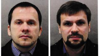 «Είναι πράκτορες της GRU»: Η Βρετανία για τη συνέντευξη των δύο υπόπτων για τη δηλητηρίαση Σκριπάλ