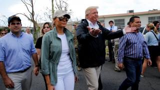 Κυκλώνας Μαρία: Ο Τραμπ αμφισβητεί τον επίσημο απολογισμό των θανάτων στο Πουέρτο Ρίκο