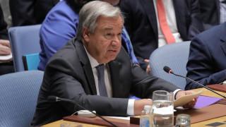 Γκουτέρες: Οι ΗΠΑ χάνουν την επιρροή τους στη διεθνή σκηνή