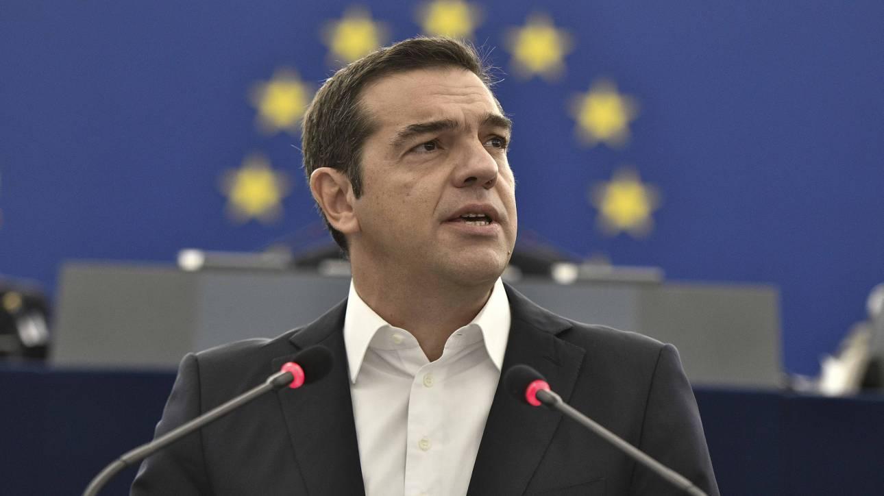 Τσίπρας: Δεν αποτελεί στόχο ούτε επιθυμία μας να έχουμε τριπλές εκλογές