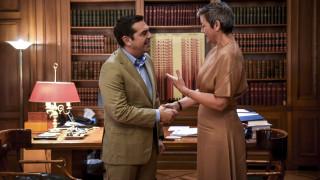 Ικανοποίηση της Επιτρόπου Ανταγωνισμού για τις επαφές στην Ελλάδα