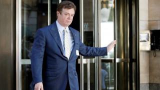 ΗΠΑ: Ο Πολ Μάναφορτ έκλεισε συμφωνία με τον ειδικό εισαγγελέα Ρόμπερτ Μάλερ
