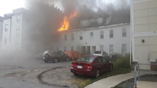 Εκρήξεις, φωτιές κι ένας νεκρός από τη διαρροή αερίου στη Βοστώνη