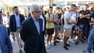 Κ. Γαβρόγλου: Ευκαιρία και στοίχημα για όλους η αναβάθμιση του απολυτηρίου