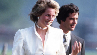 Nταϊάνα: πέθανε ο πιο εκλεκτός εραστής της θλιμμένης πριγκίπισσας Όλιβερ Χόαρ