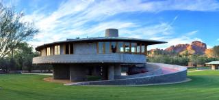 2.500 τ.μ. για συλλέκτες: πωλείται το εμβληματικό «σπειροειδές σπίτι» του Φρανκ Λόιντ Ράιτ