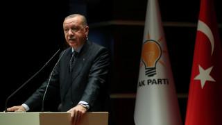 Ερντογάν: Η Τουρκία δέχτηκε «απεχθή οικονομική επίθεση»