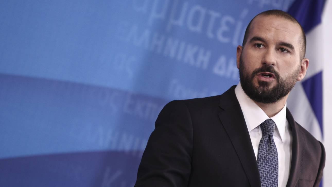 Τζανακόπουλος: Βαθιά επιθυμία της ΝΔ η περικοπή των συντάξεων